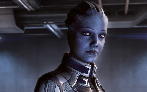 Liara - Mass Effect 3 - 'Heir of the Shadow Broker' by DeadEndThrills